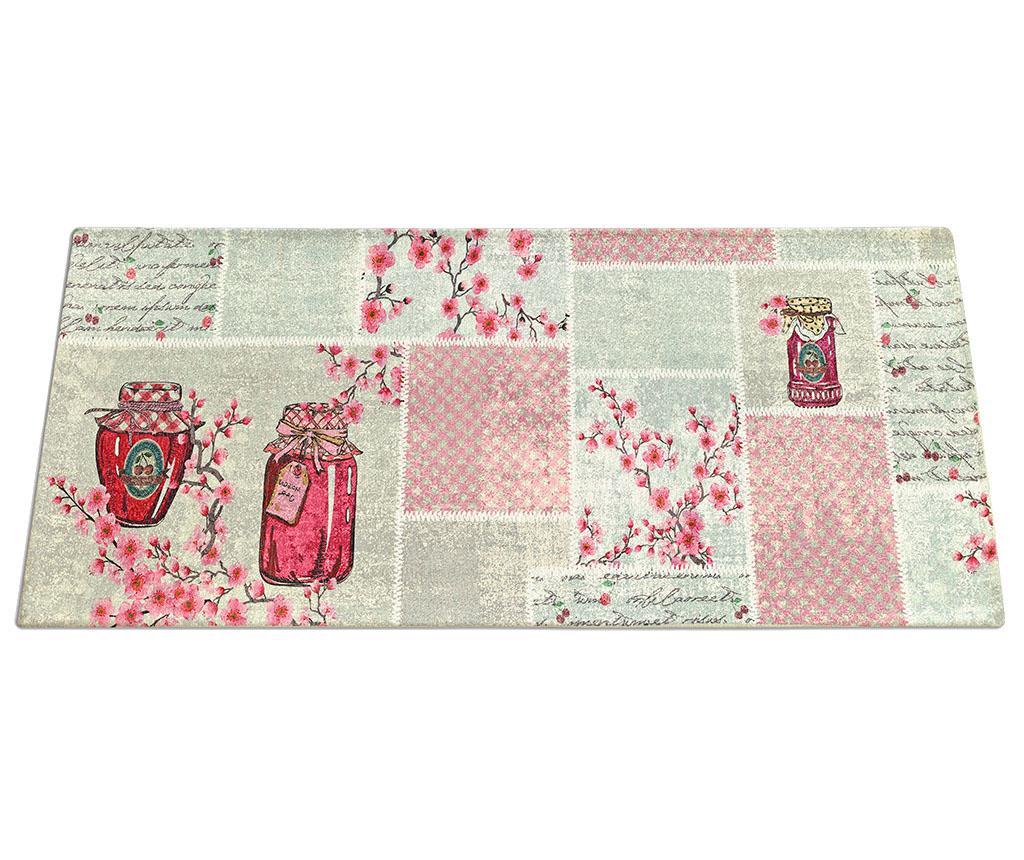 Covor Jams 60x240 cm - Webtappeti, Roz,Multicolor