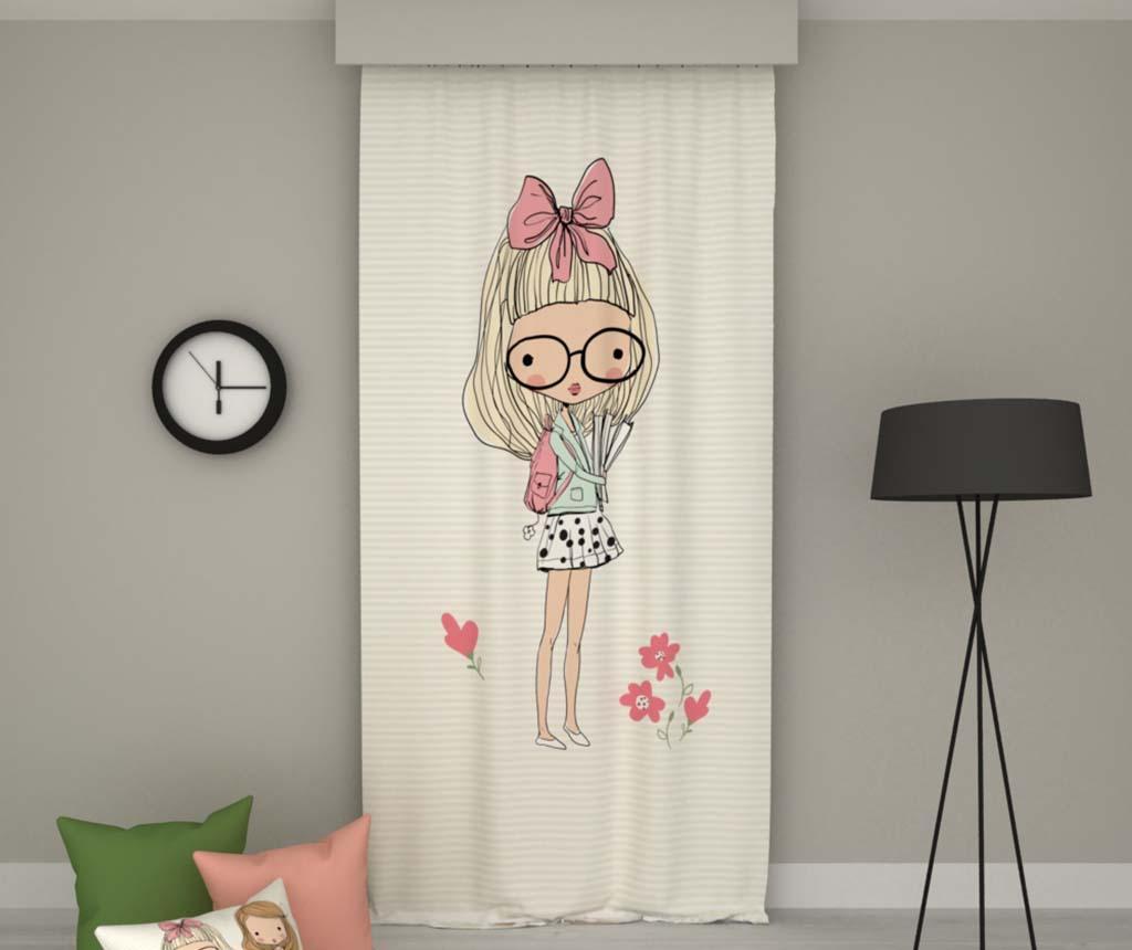 Draperie Nerdy Girl 140x250 cm