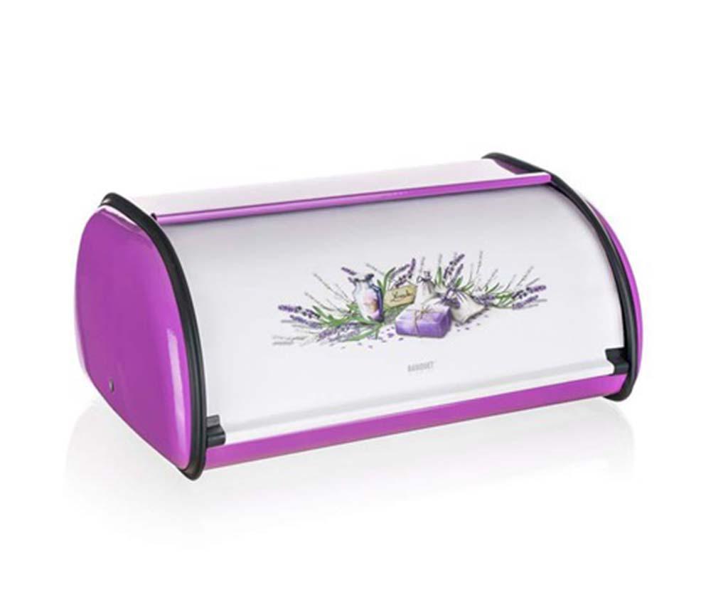 Cutie pentru paine Lavender Mood S imagine