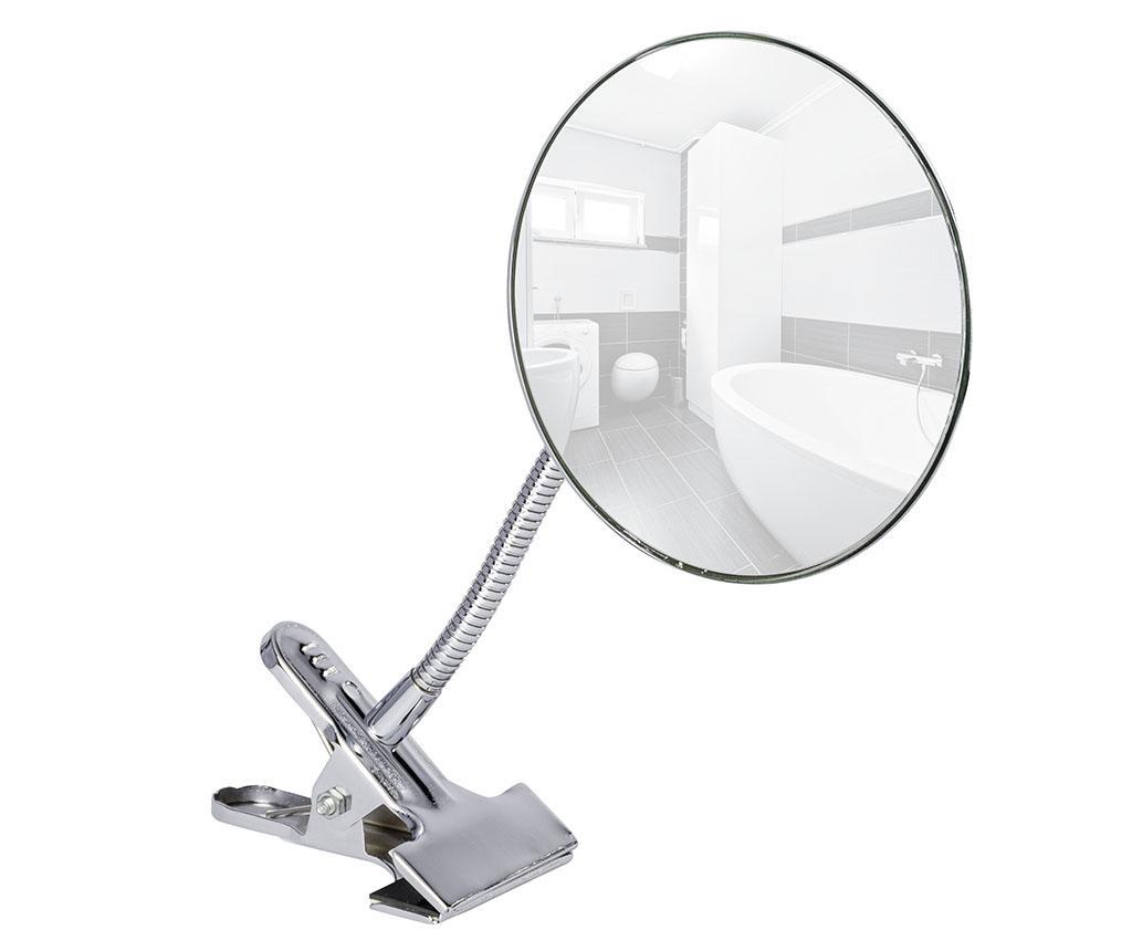 Oglinda cosmetica Cosmi - Wenko, Gri & Argintiu