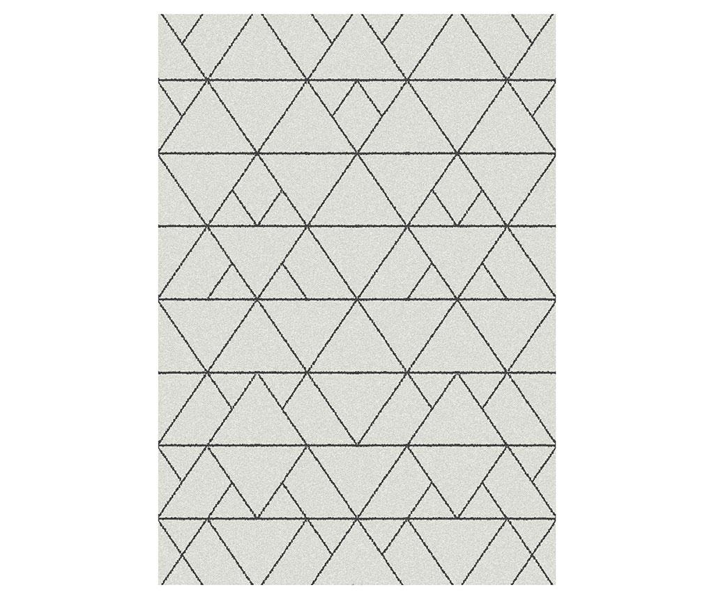Covor Nilo White 160x230 cm - Universal XXI, Alb