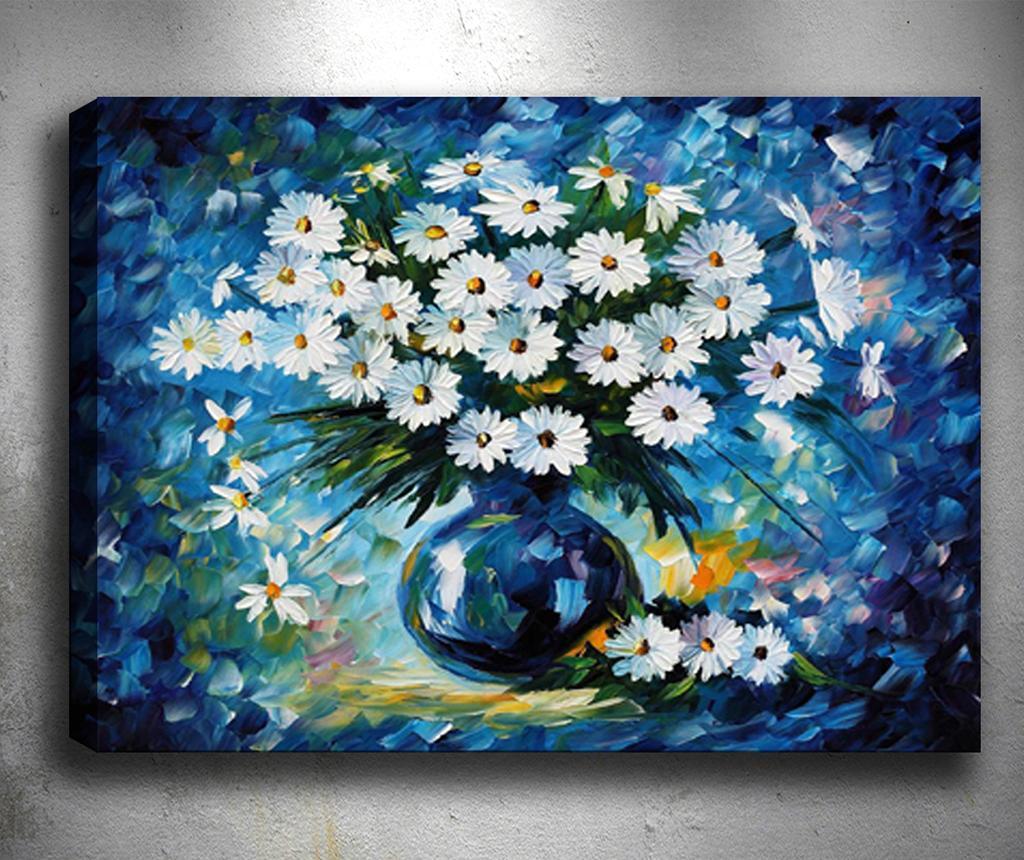Tablou 3D Margarets 50x70 cm imagine