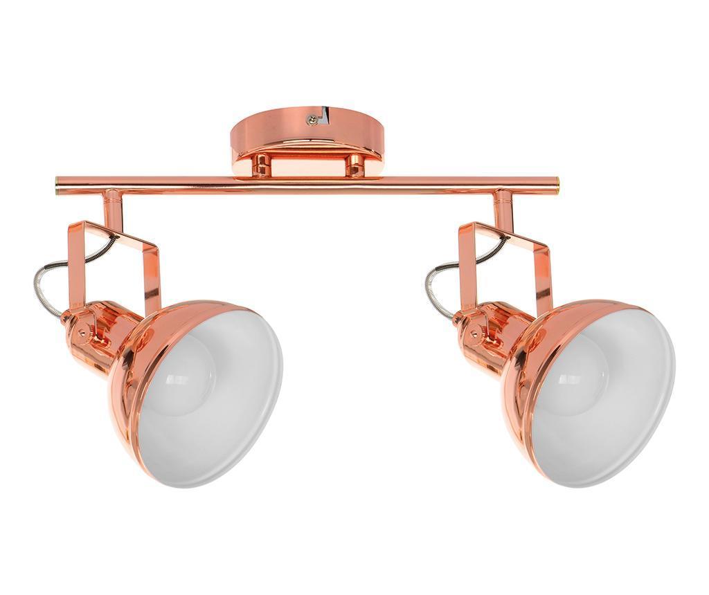 Aplica Edit Double Copper - Britop, Galben & Auriu imagine