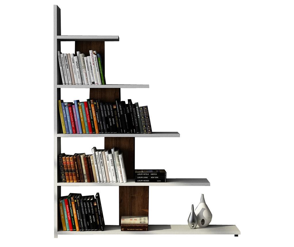 Biblioteca Reward Walnut - Moblert, Maro