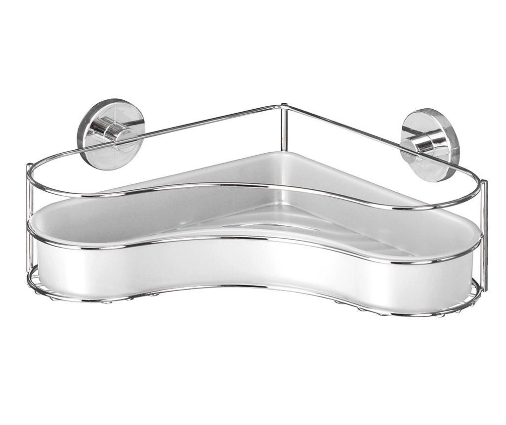 Suport accesorii de baie Milazzo Corner - Wenko poza