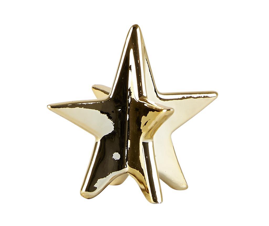 Decoratiune Little Star Gold S