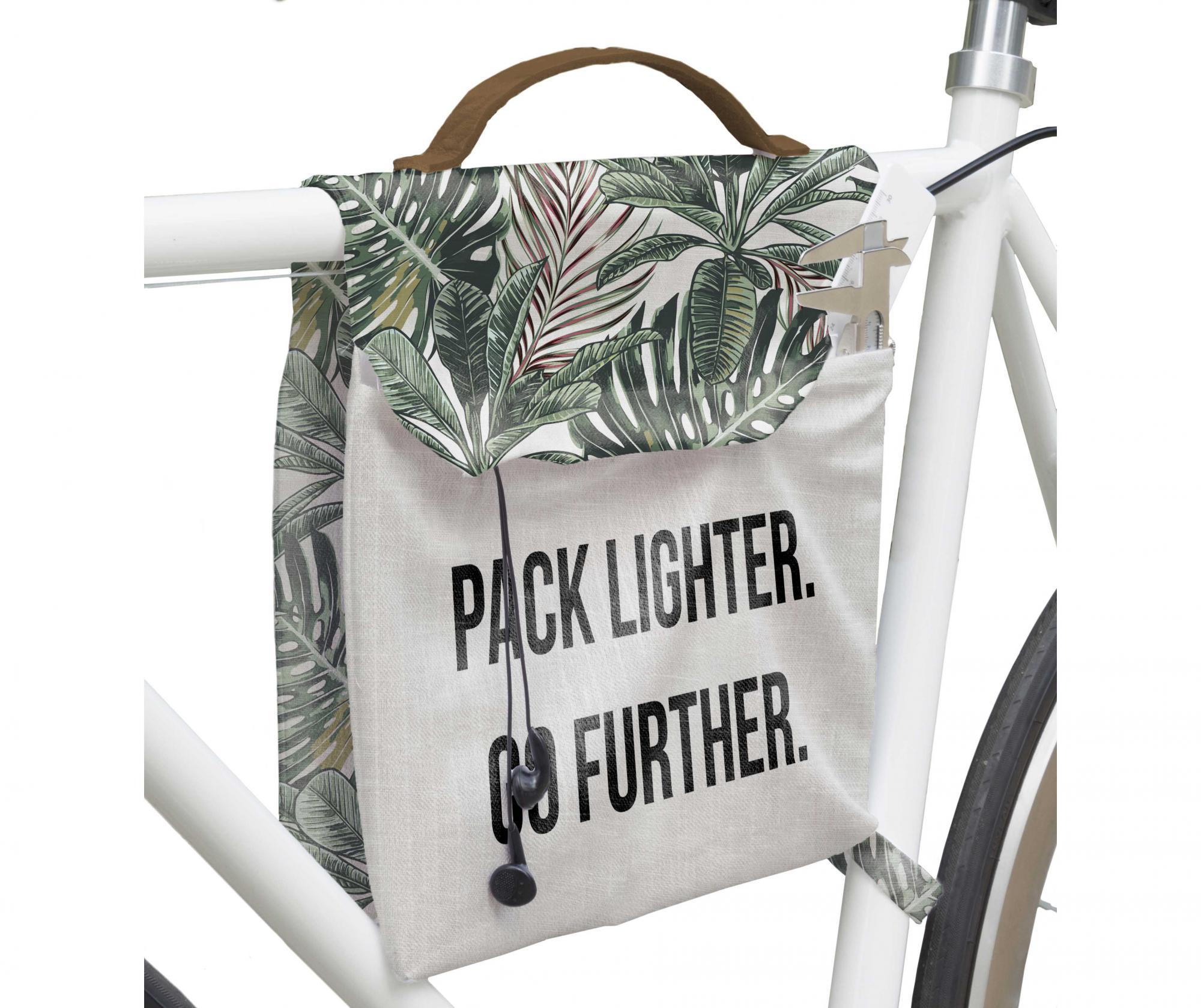 Geanta pentru bicicleta Bolsa Amsterdam - Really Nice Things poza