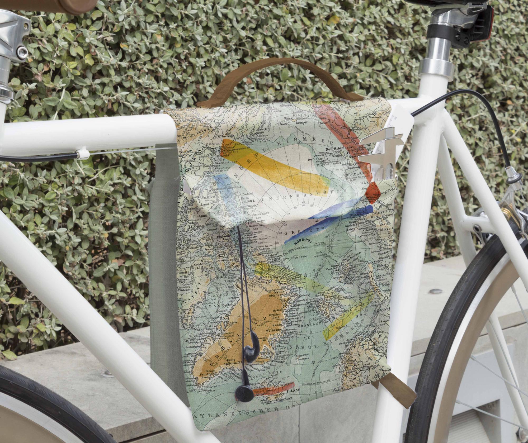 Geanta pentru bicicleta Bolsa Roma