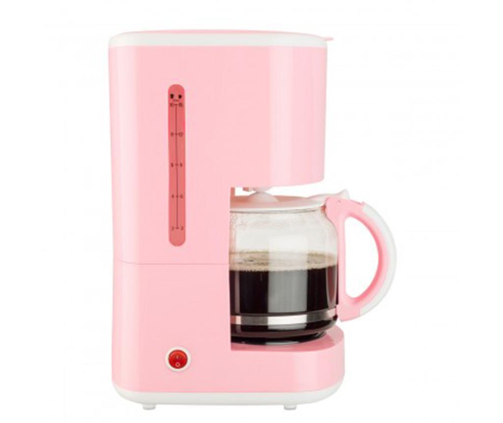 Filtru de cafea Pastel Pink 1.5 L - Bestron, Roz imagine