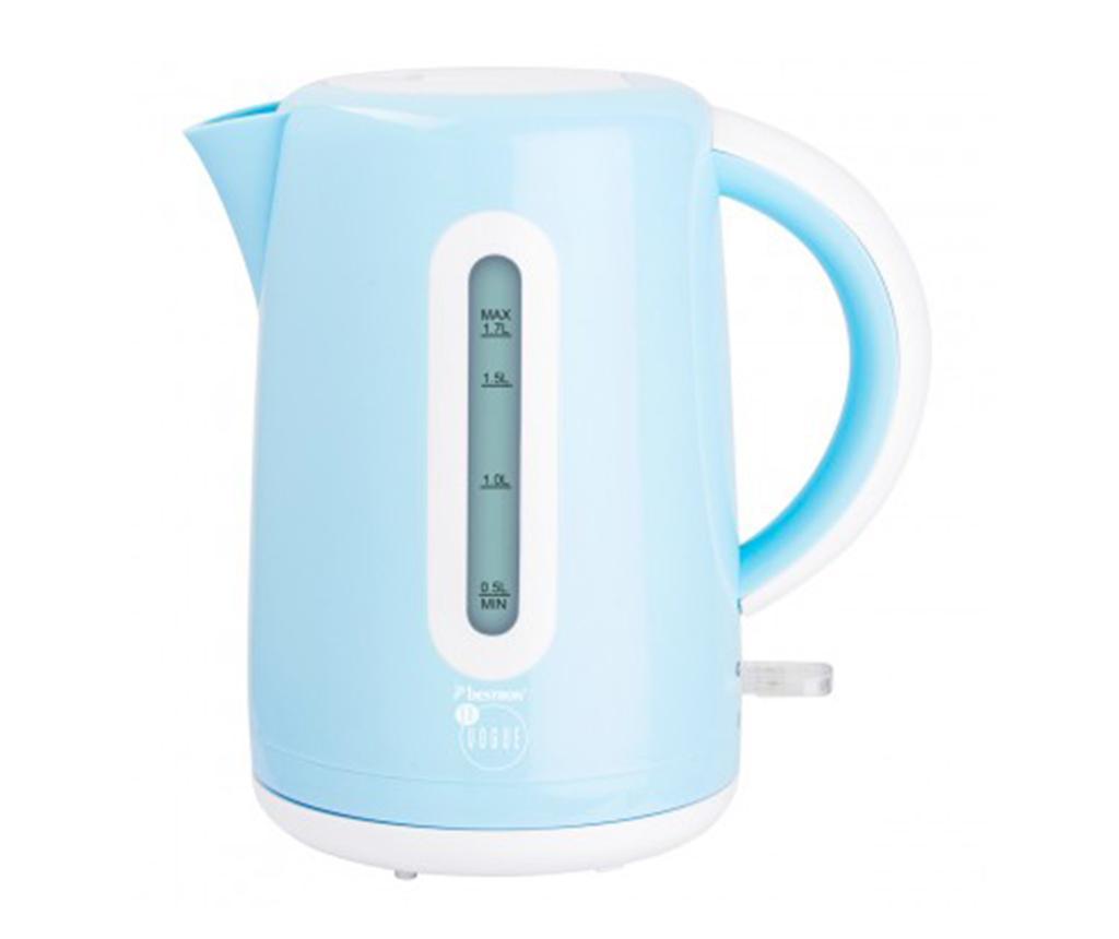 Fierbator electric Pastel Blue 1.7 L