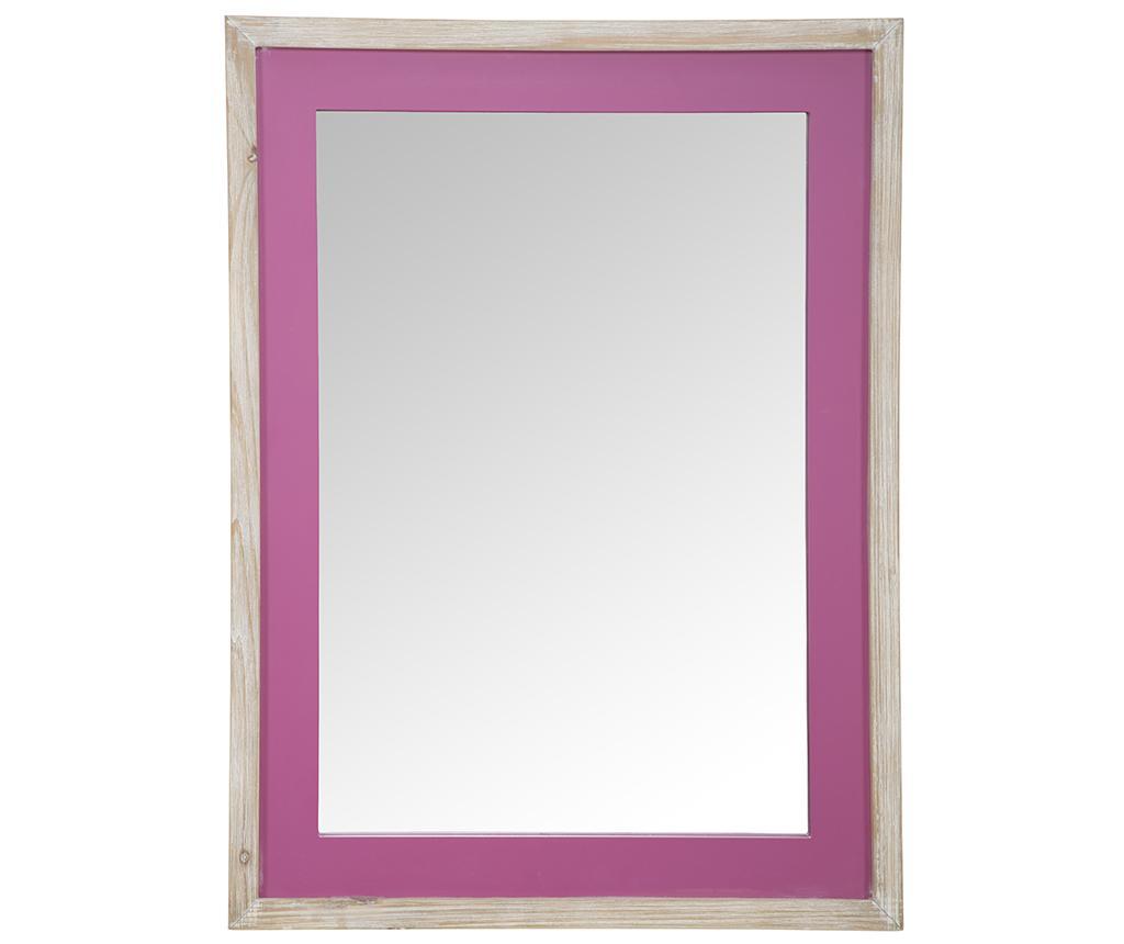 Oglinda Ibiza Pink - Mauro Ferretti, Roz poza