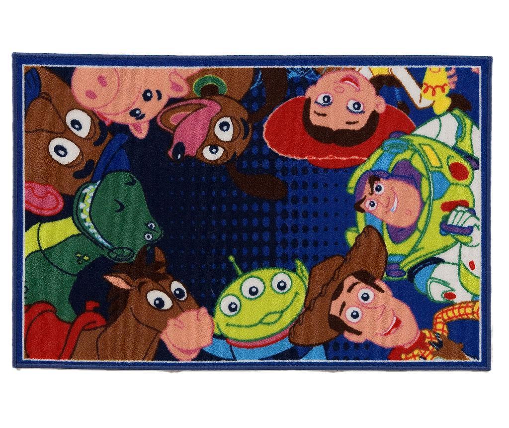 Covor Toy Story 80x120 cm - Viva, Multicolor imagine