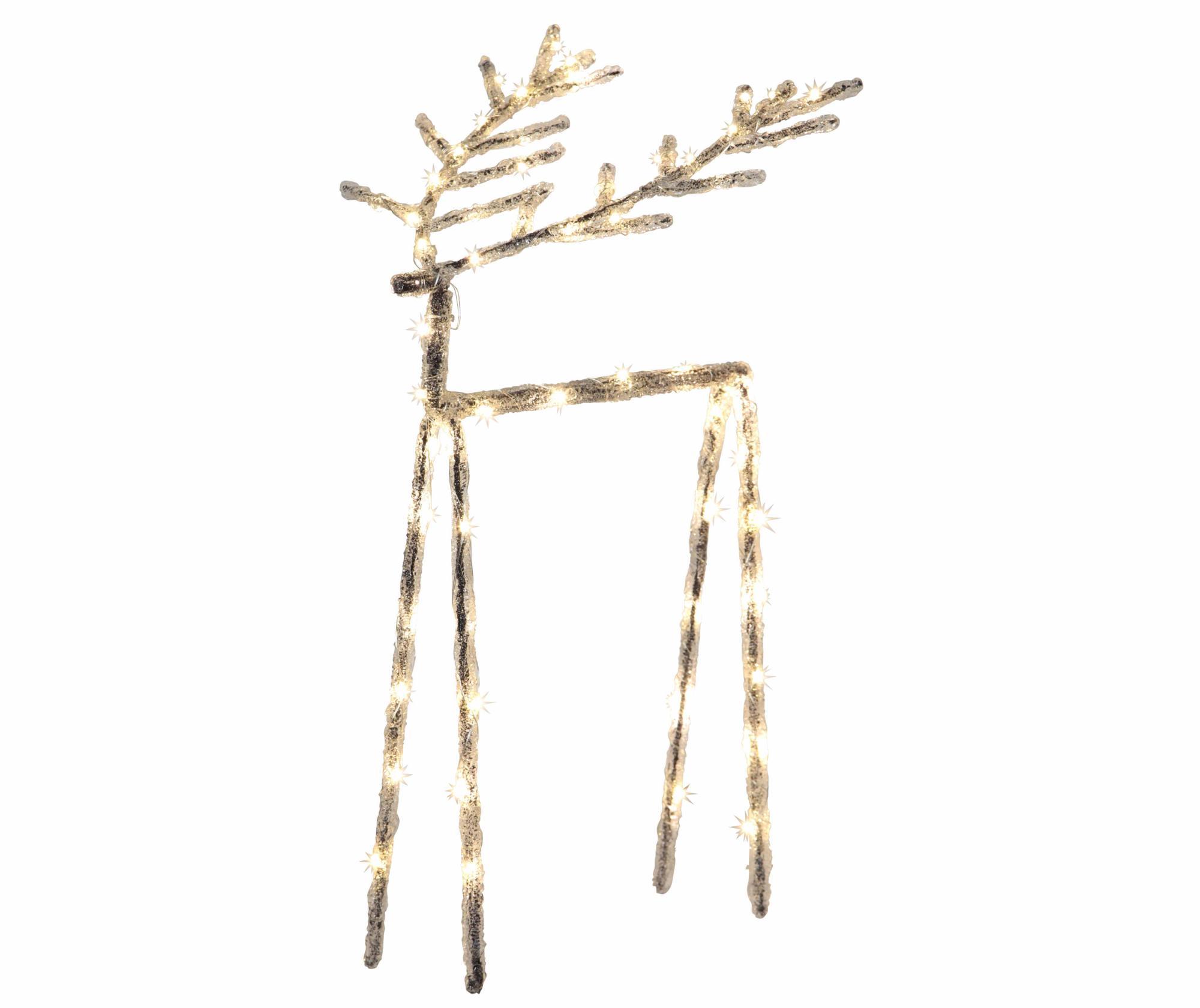 Decoratiune luminoasa Reindeer S imagine