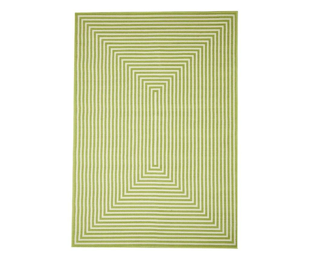 Covor Braid Green 133x190 cm