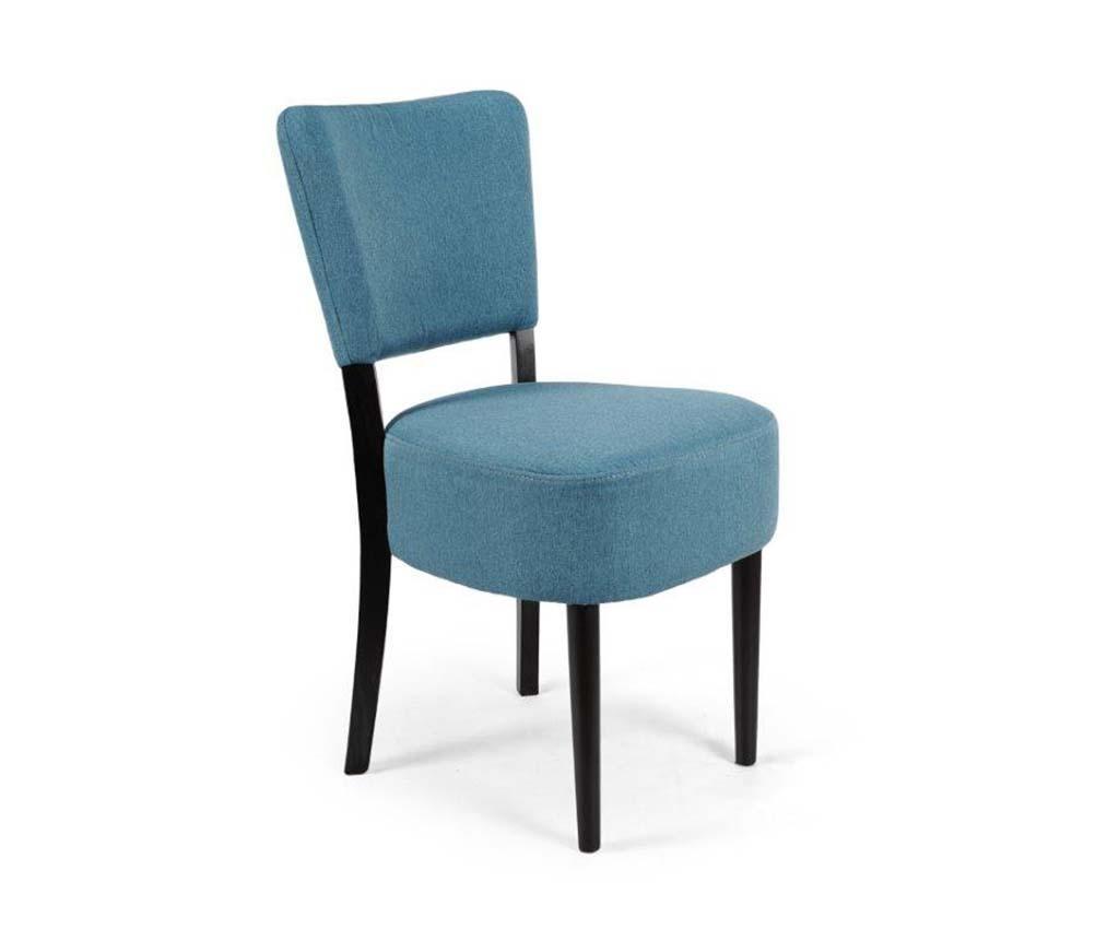 Scaun Nisa Blue Simple Classic vivre.ro