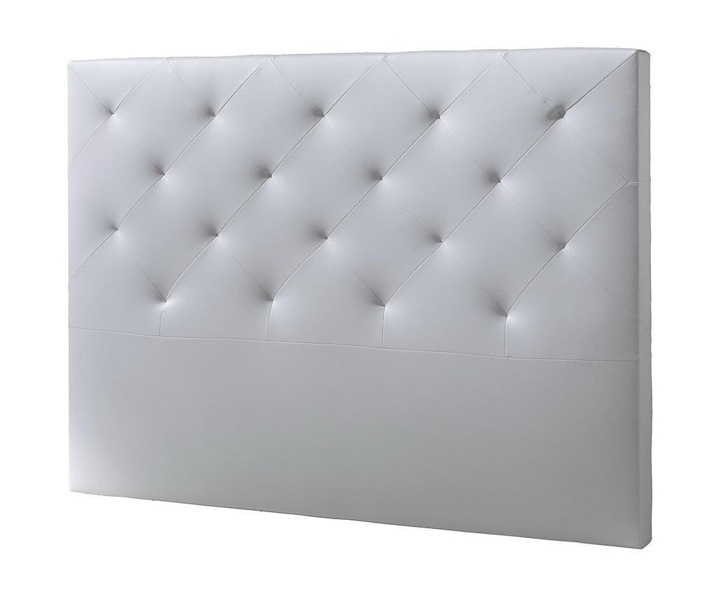 Tablie de pat Ambiente White S imagine