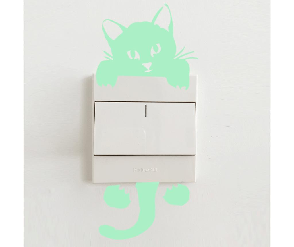 Sticker fosforescent Sweet Cat