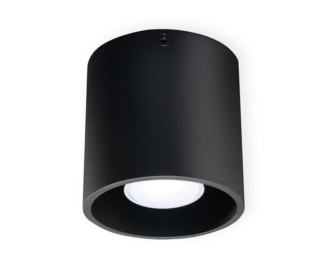 Plafoniera Roda Black - Nice Lamps, Negru imagine
