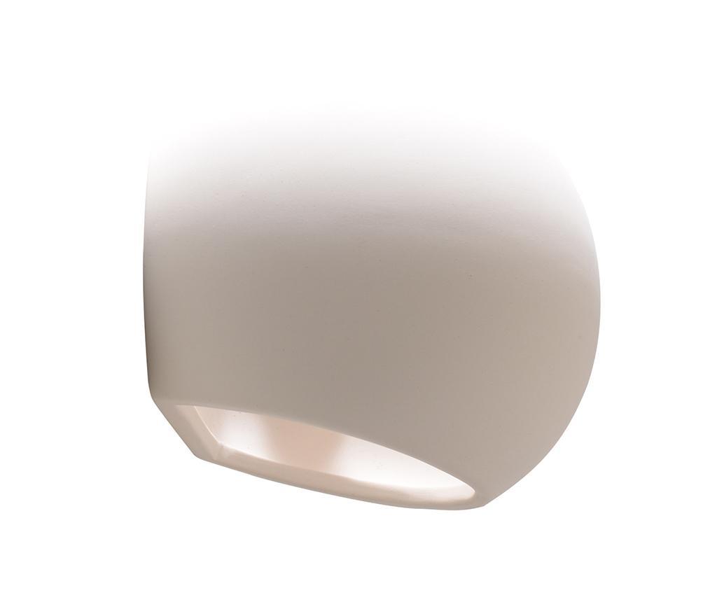 Aplica de perete Mercury White - Nice Lamps, Alb