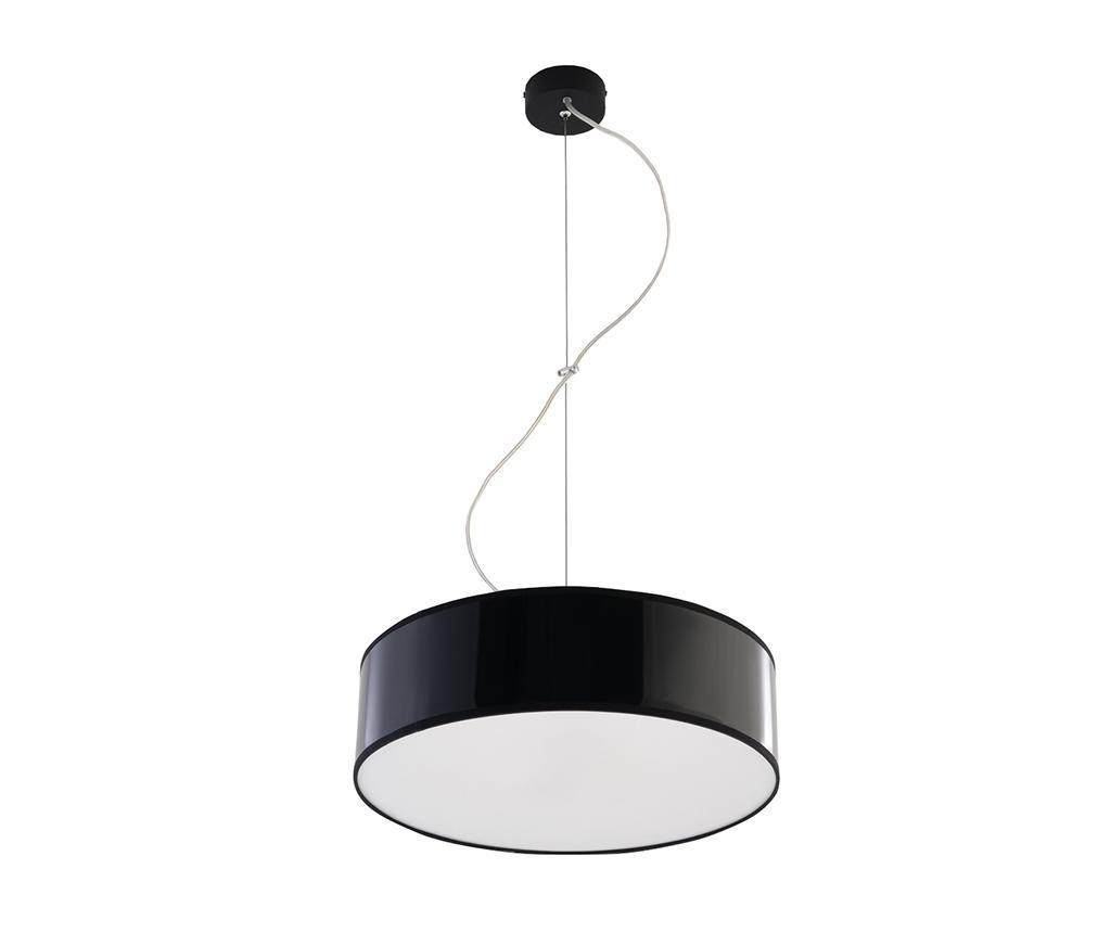 Lustra Atis Black S - Nice Lamps, Negru vivre.ro