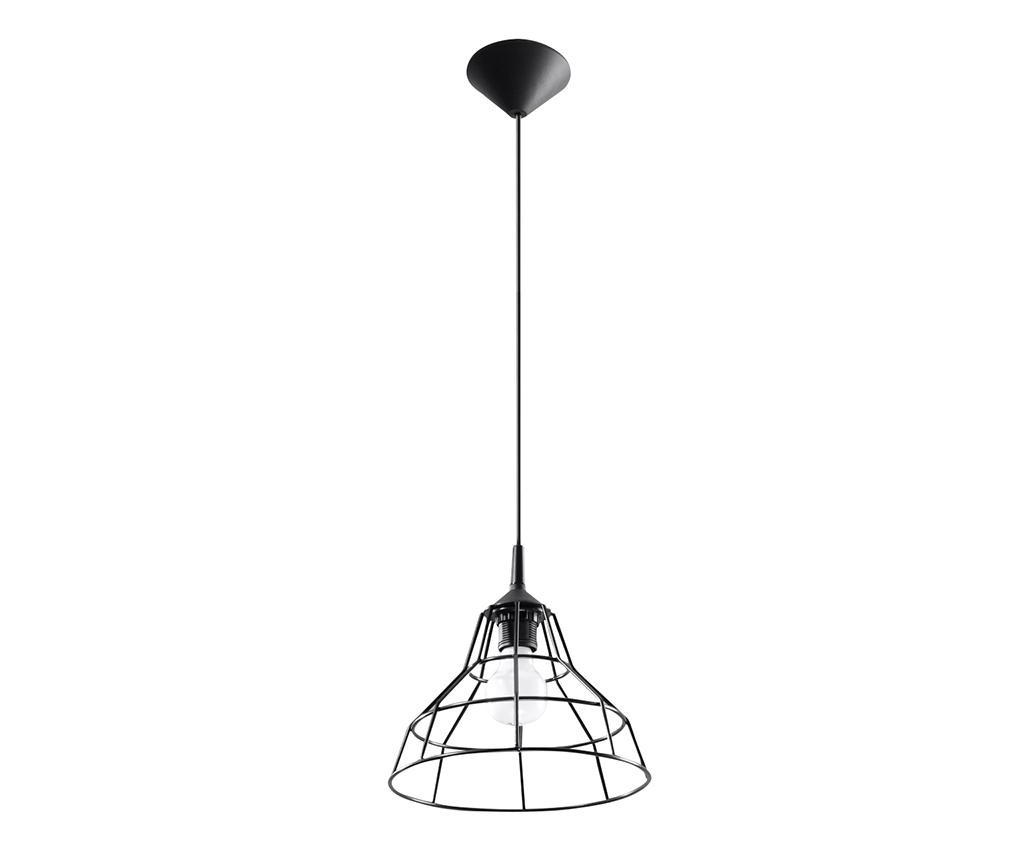 Lustra Asama Black - Nice Lamps, Negru
