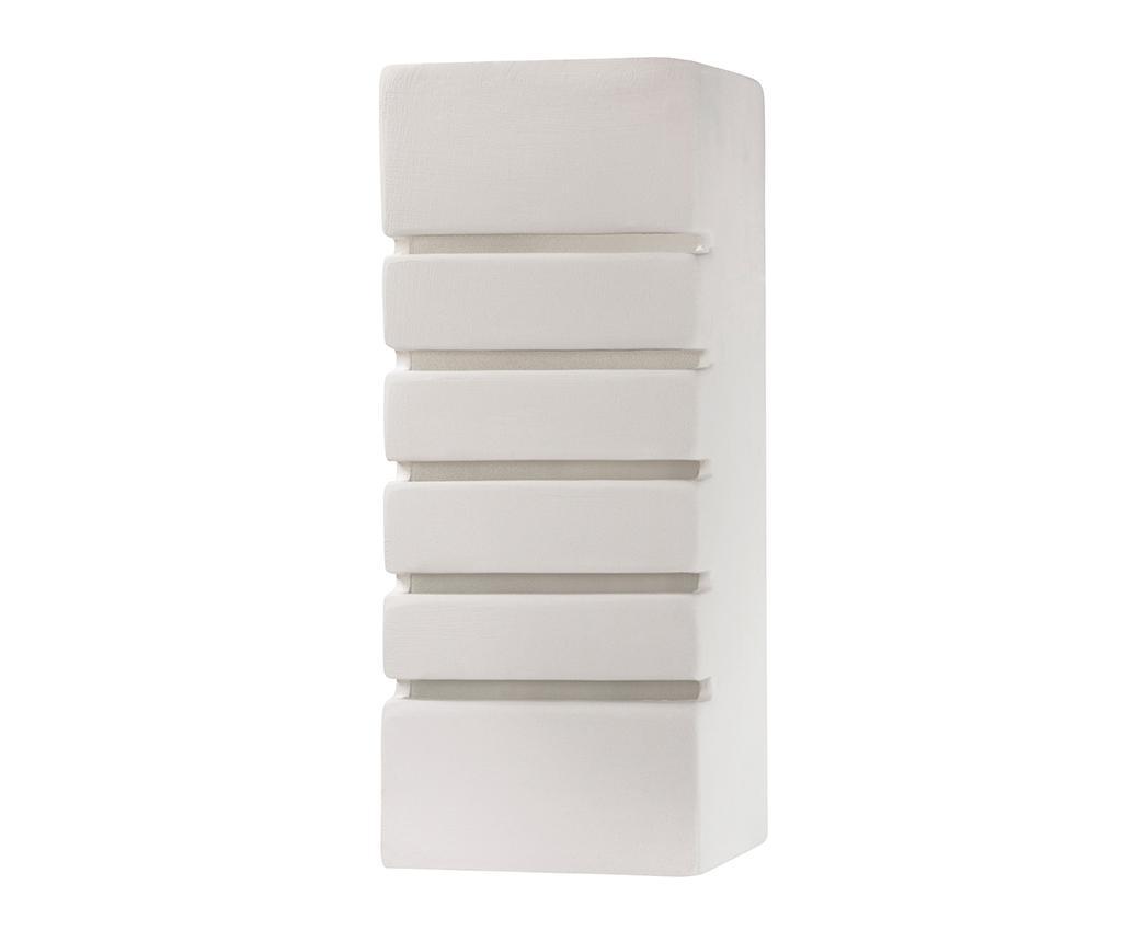 Aplica de perete Remo White - Nice Lamps, Alb imagine