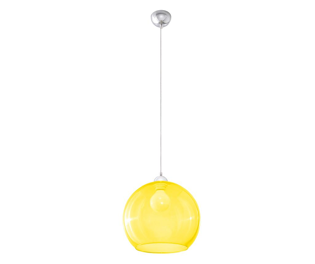 Lustra Bilbao Yellow - Nice Lamps, Galben & Auriu imagine