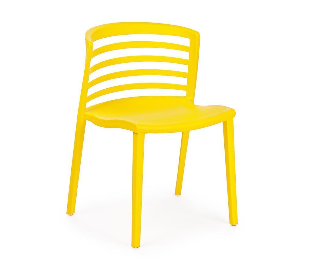 Scaun Francis Yellow imagine