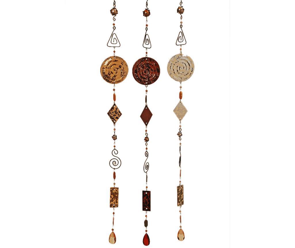 Set 3 decoratiuni suspendabile Loina