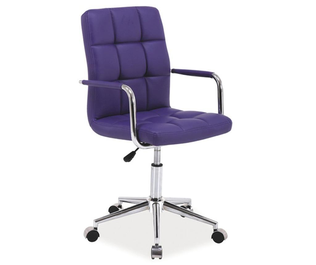 Scaun de birou Monda Purple vivre.ro