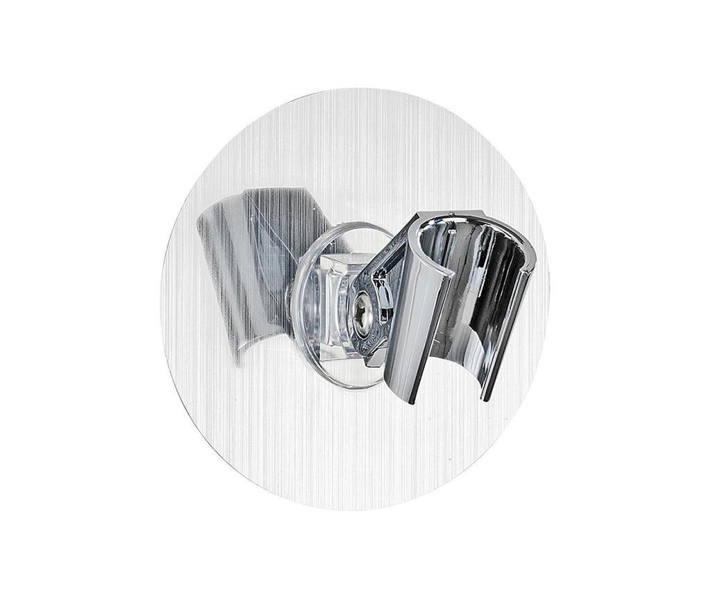 Suport pentru capul de dus Osimo Ni - Wenko, Gri & Argintiu poza
