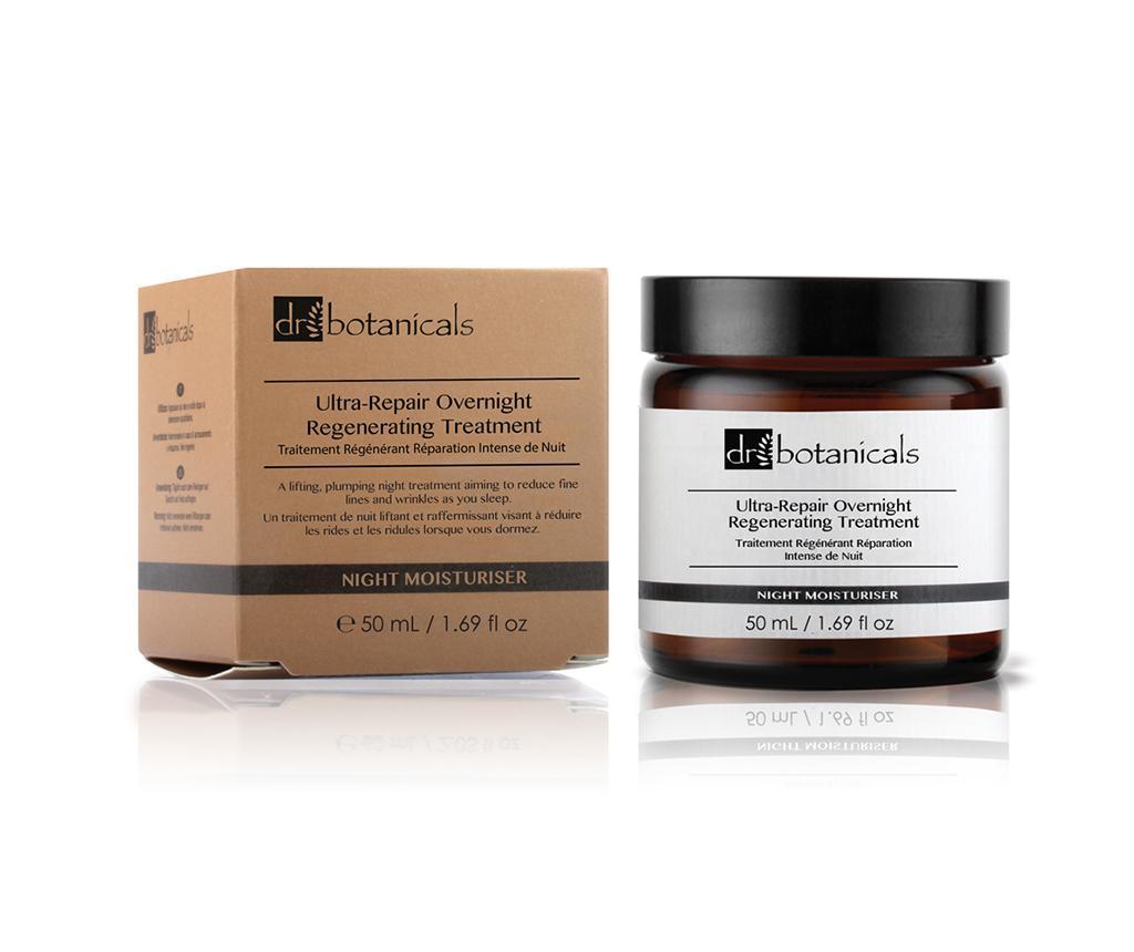 Crema regeneratoare de noapte pentru fata Ultra-Repair 50 ml - Dr Botanicals poza