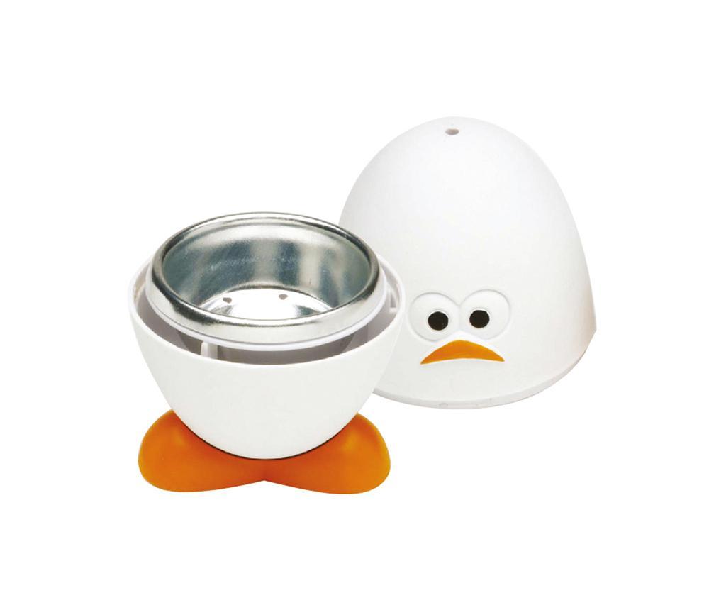 Suport pentru ou fiert Hen - Excelsa, Alb imagine
