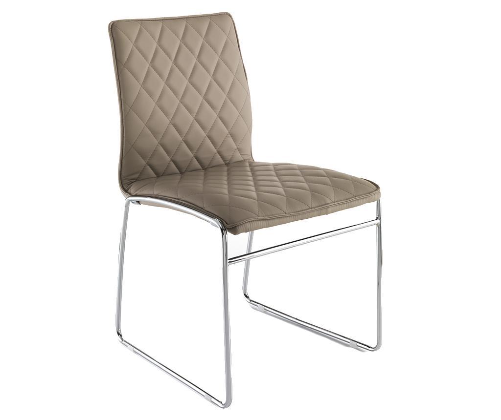 Set 4 scaune Mesh Tortora - Tomasucci, Maro
