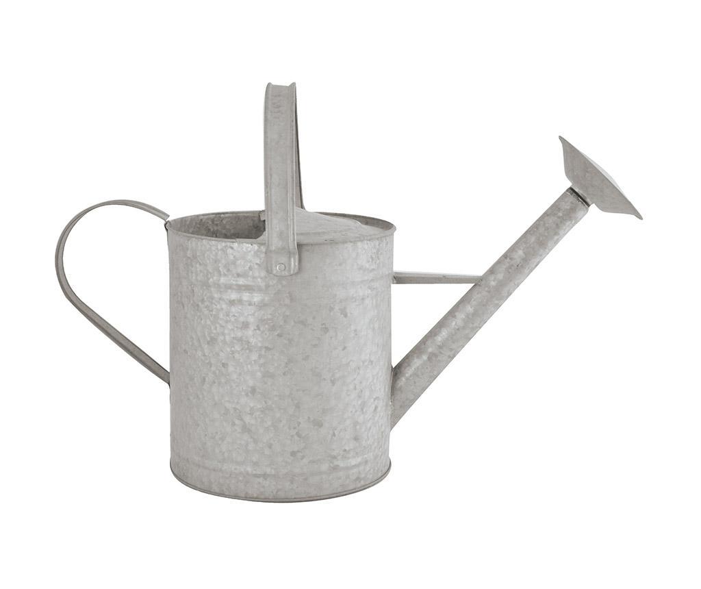 Stropitoare Jake 6.5 L - Esschert Design, Gri & Argintiu