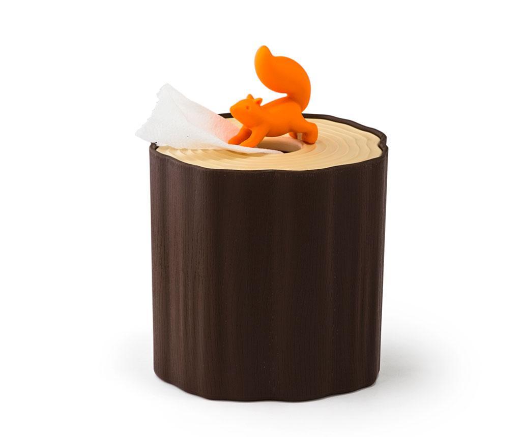 Suport pentru hartie igienica Squirrel Log