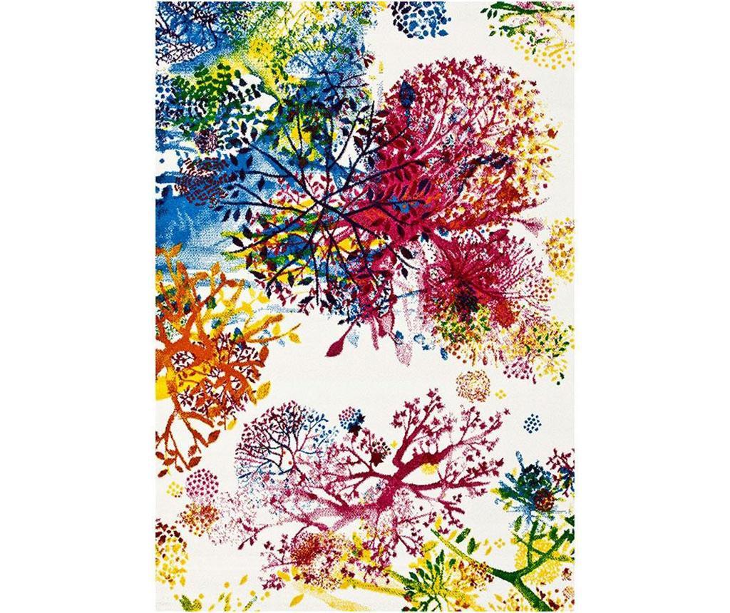Covor Tikey Flowers 140x200 cm vivre.ro