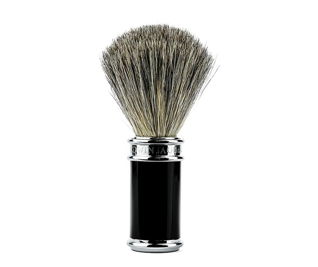 Pamatuf de barbierit Ian Black - Edwin Jagger, Negru imagine