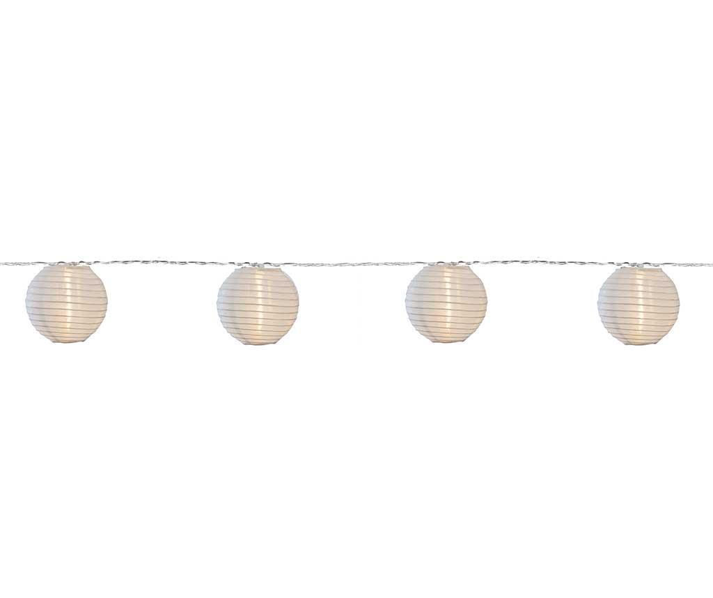 Ghirlanda luminoasa pentru exterior Festival Outdoor White 450 cm imagine