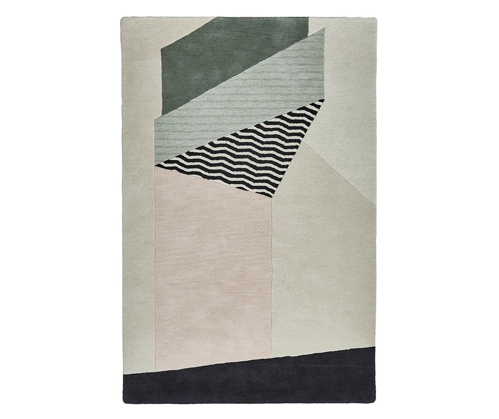 Covor Michelle Collins Shape 120x170 cm - Think Rugs, Gri & Argintiu imagine