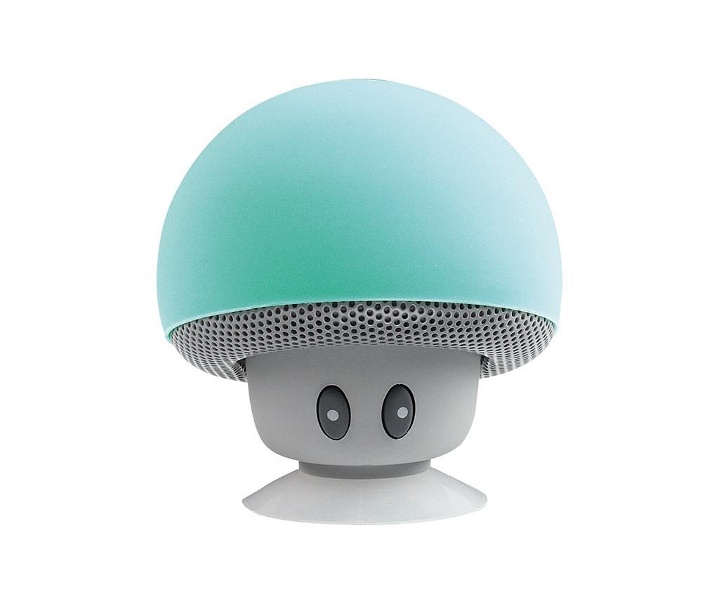 Boxa portabila Cuppy Green - Clip Sonic Technology, Verde imagine