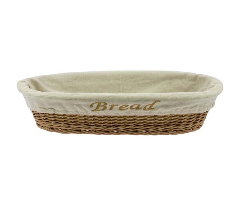 Cos pentru paine Oval Country