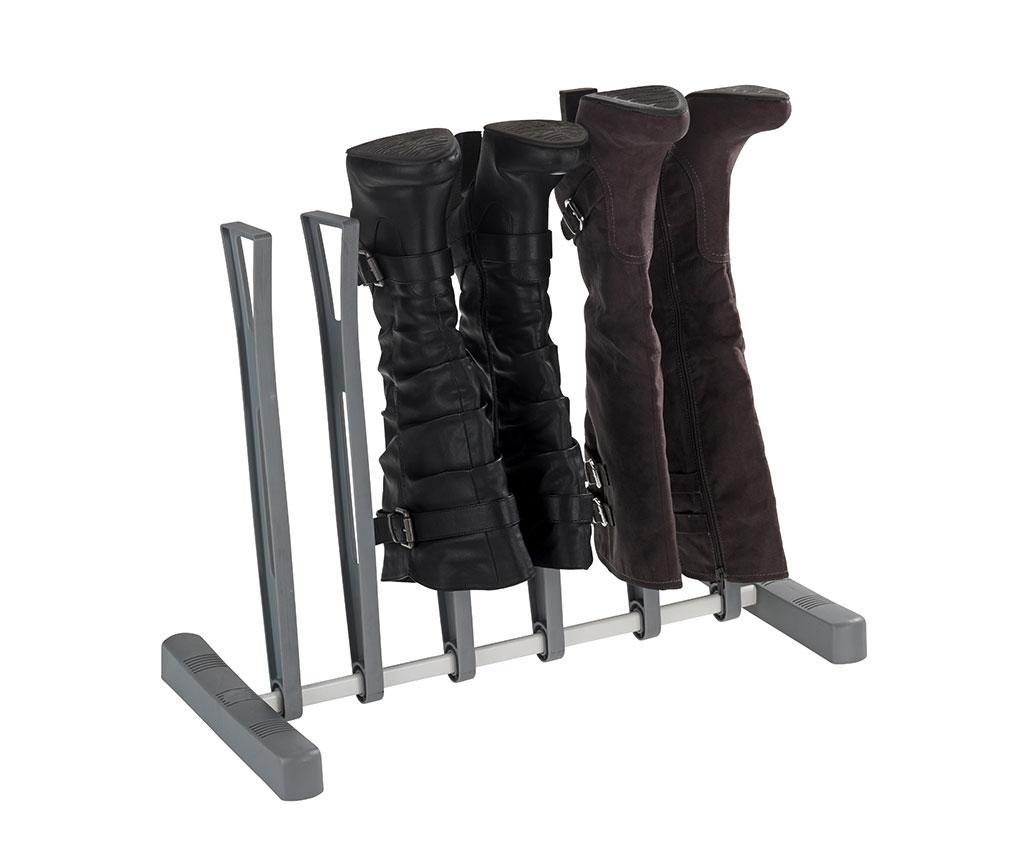 Suport pentru cizme Ares - Wenko, Gri & Argintiu vivre.ro