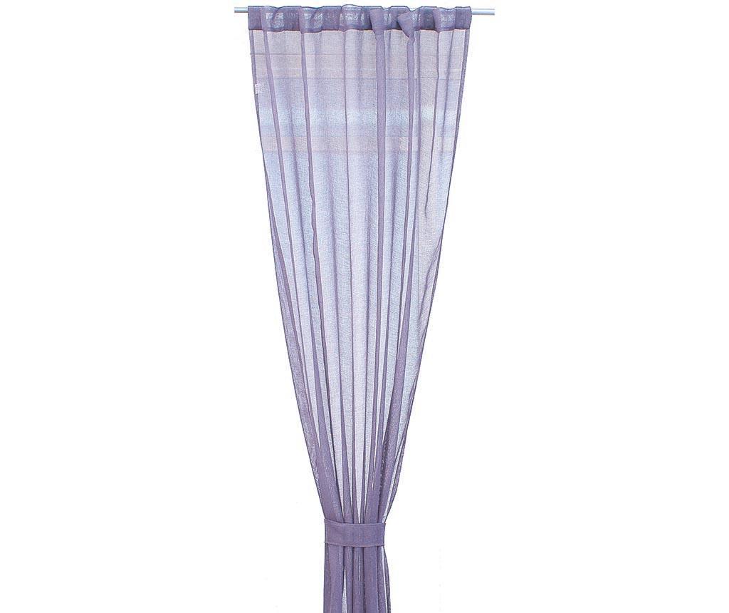 Perdea Alice Special Purple 140x280 cm
