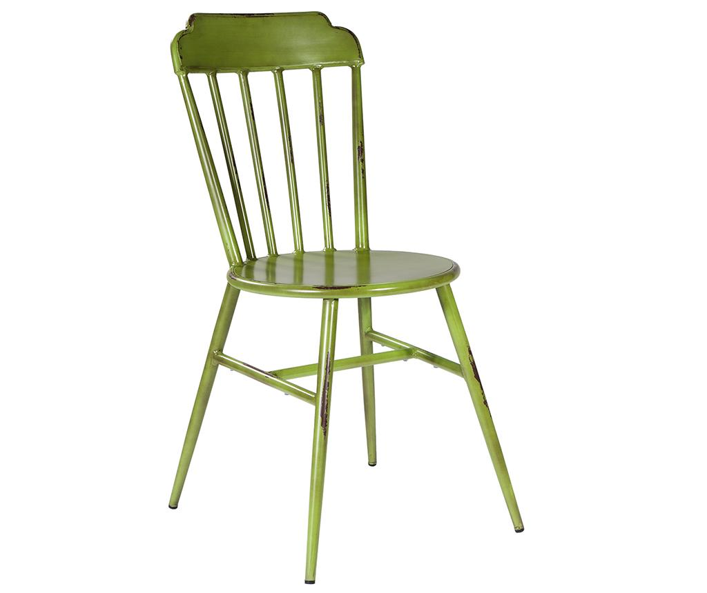 Scaun Gilbert Green - Creaciones Meng, Verde imagine
