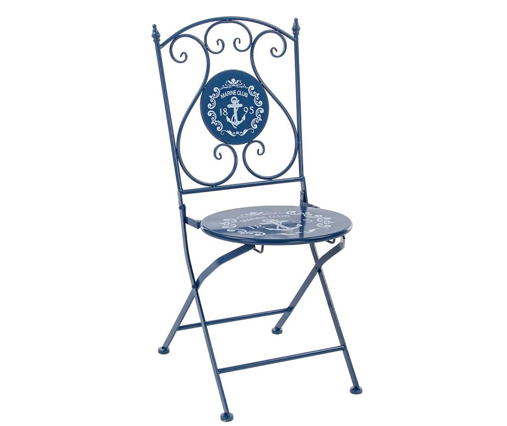 Scaun pliabil pentru exterior Marine Club