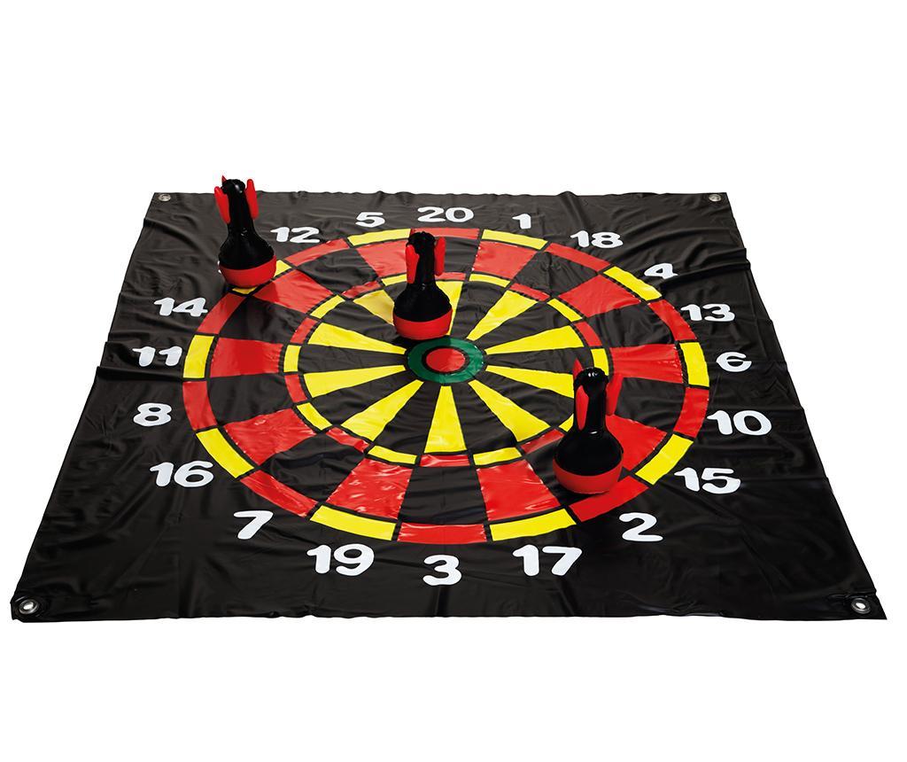 Joc darts pentru podea Fun - BS Toys, Multicolor imagine