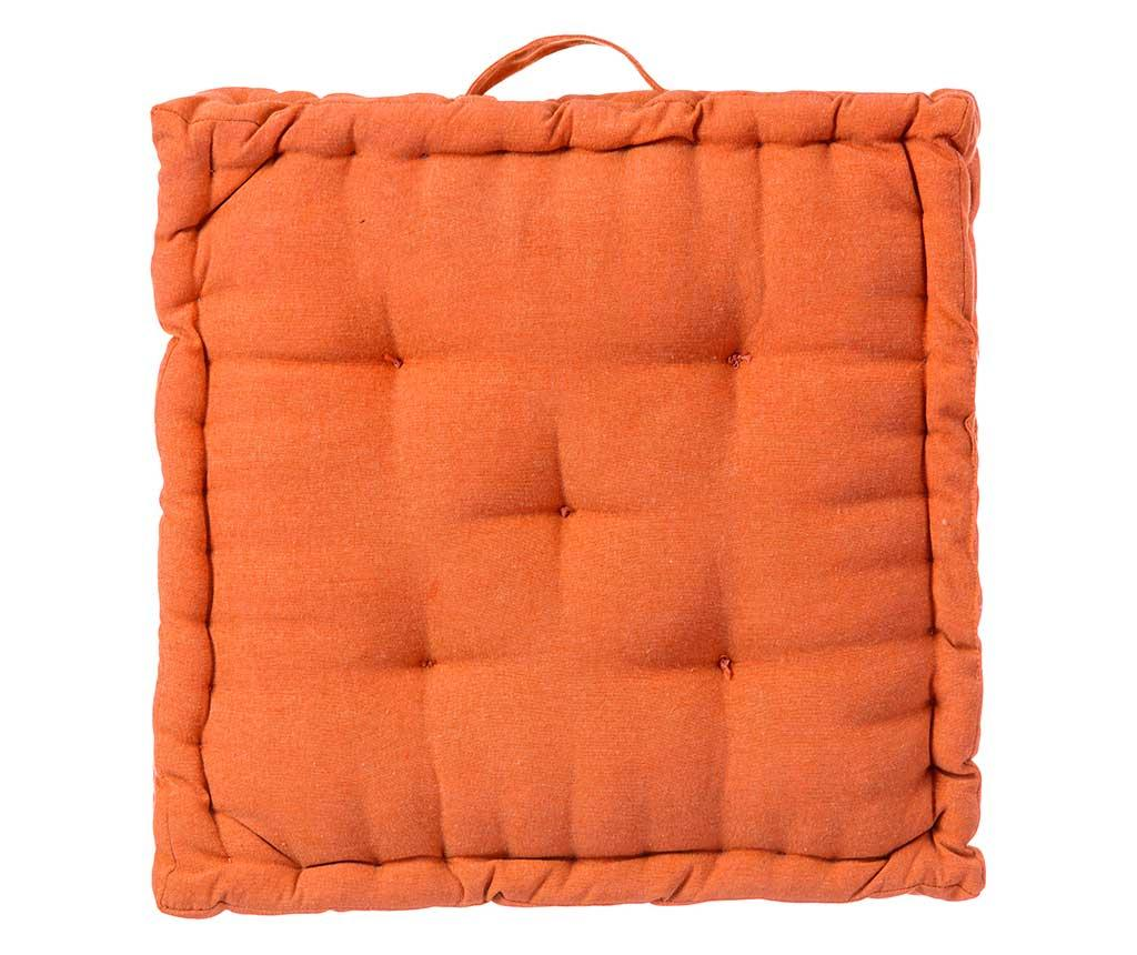 Perna de podea Loving Colours Orange 45x45 cm
