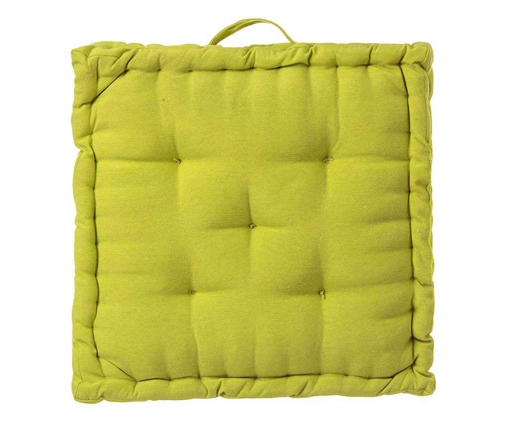 Perna de podea Loving Colours Green 45x45 cm