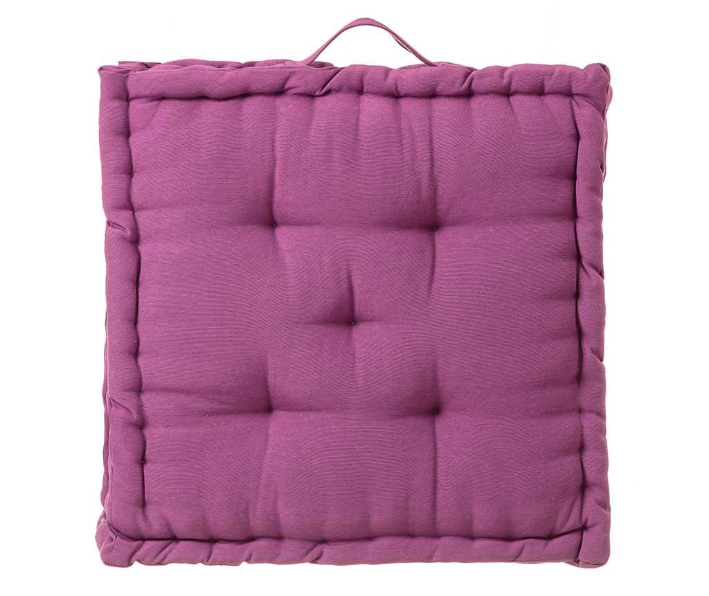 Perna de podea Loving Colours Purple 45x45 cm